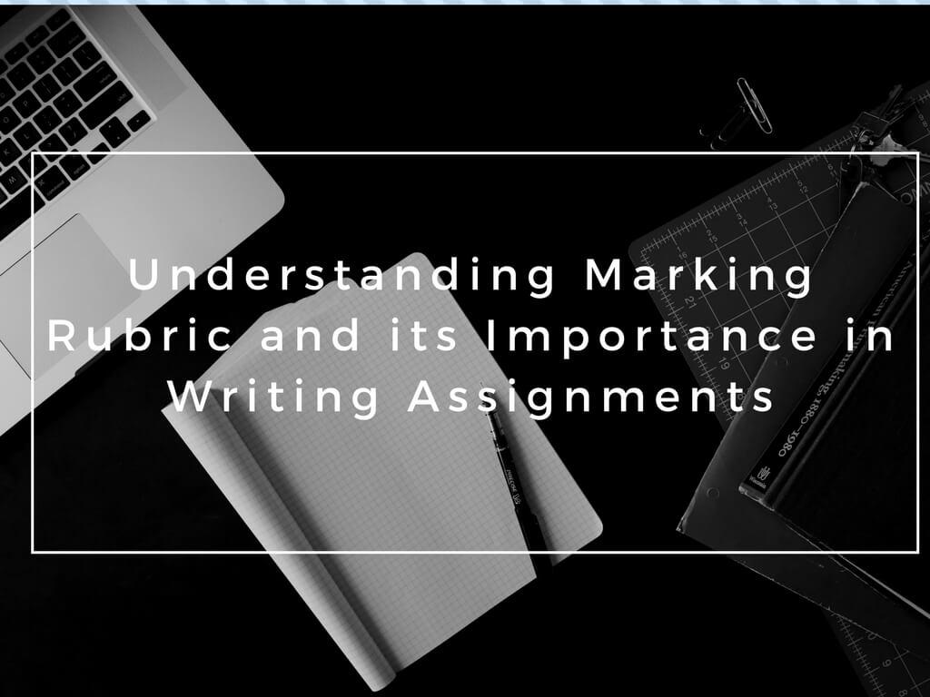 Marking Rubric