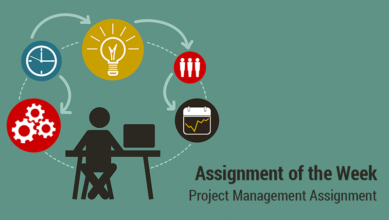 Assignment of the Week - Project Management