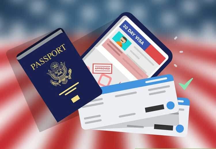 Work Visa, Study Visa or Visitor Visa
