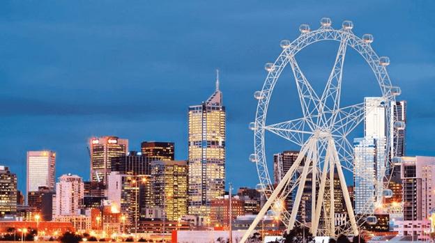 World's most Livable City- Melbourne
