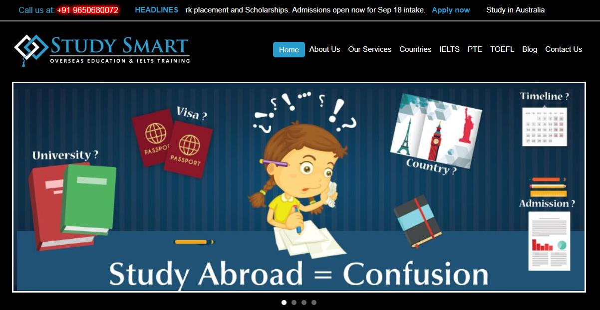 Study Overseas With Study Smart