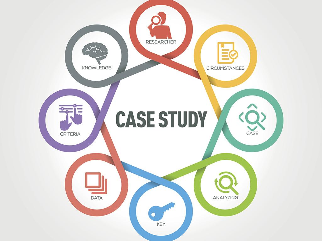 Case Study infographic
