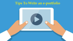 Expert tips in Mahara e-portfolio