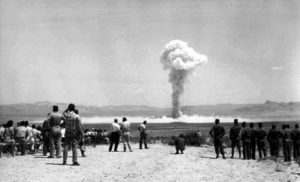 Britis Nuclear Test Impact on physical health in Australia