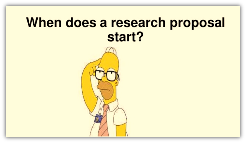 Couldn't Craft A Winning Research Proposal? Here Is How You Can!