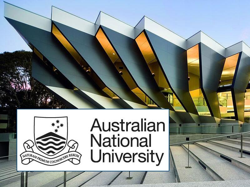 Australian National University Series – ANU College of Arts & Social Sciences