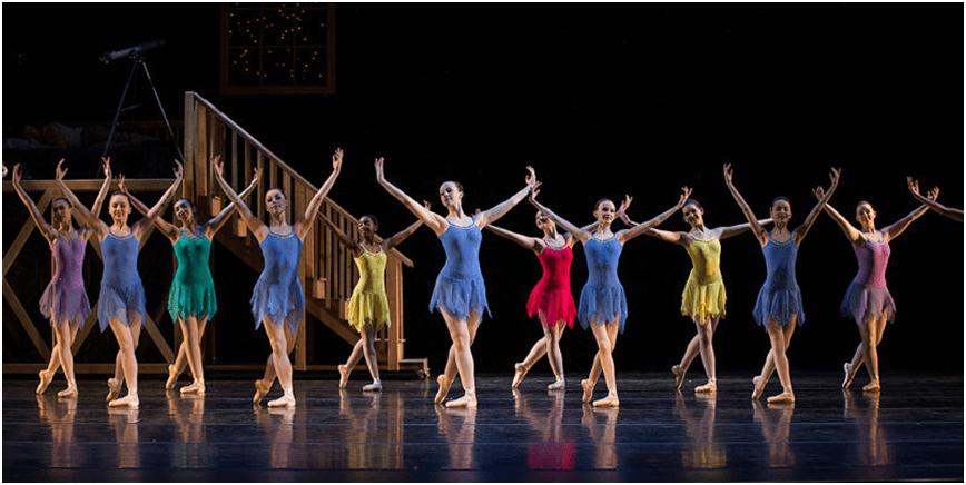 dancing girls at melbourne university