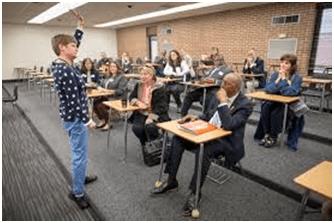 substandard teaching faculty