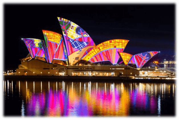 "Did You Visit the Great ""Vivid Sydney Festival 2018"" Yet?"