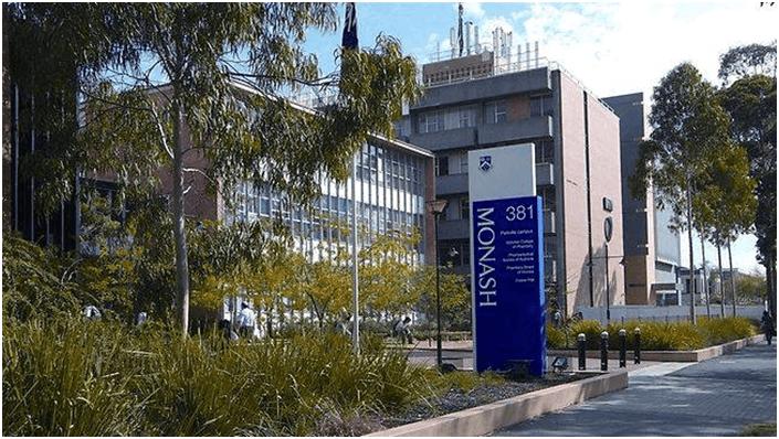 monash campus australia