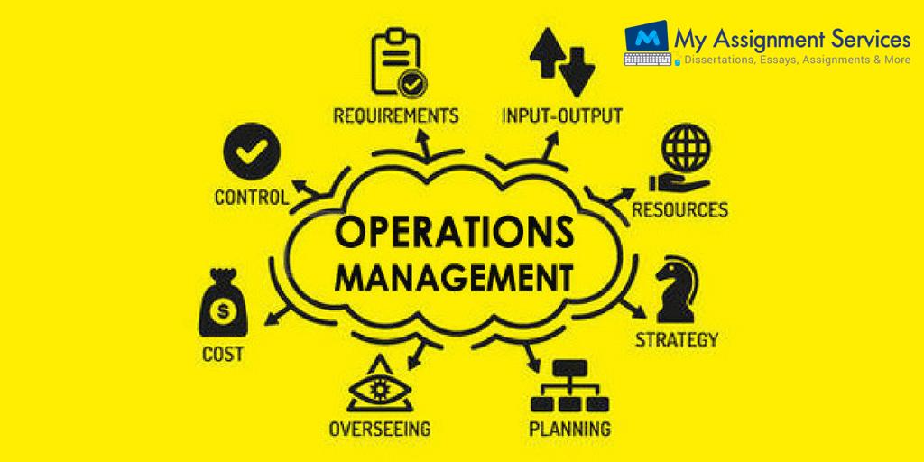 Walkthrough: Operations Management Assignment Sample Online