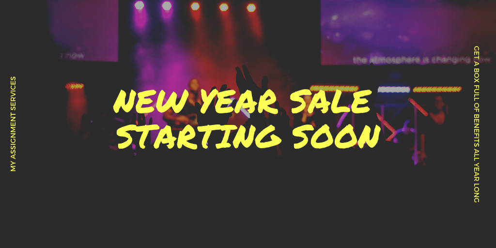 The New Year Sale Is Going Live Soon