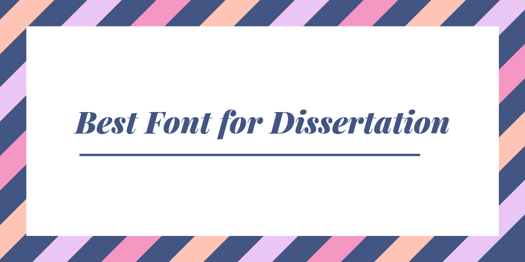 How To Format Your Dissertation?