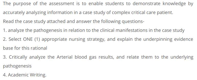 3401211 Assessment