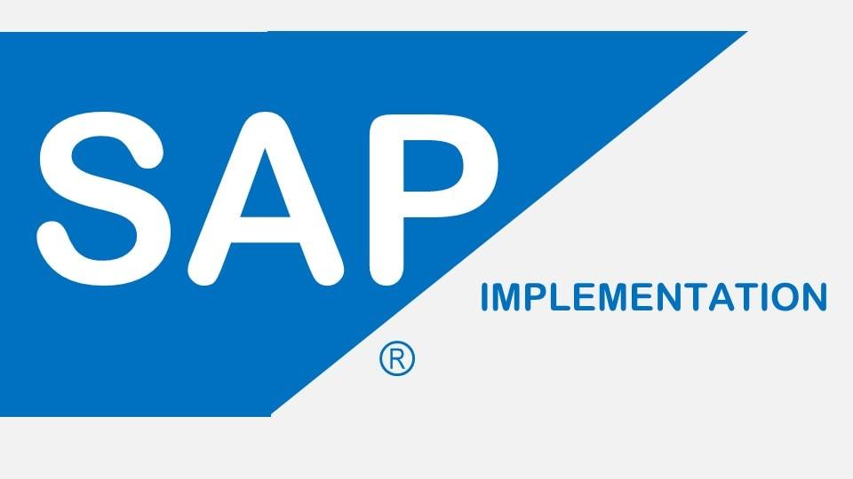SAP IMPLEMNTATION