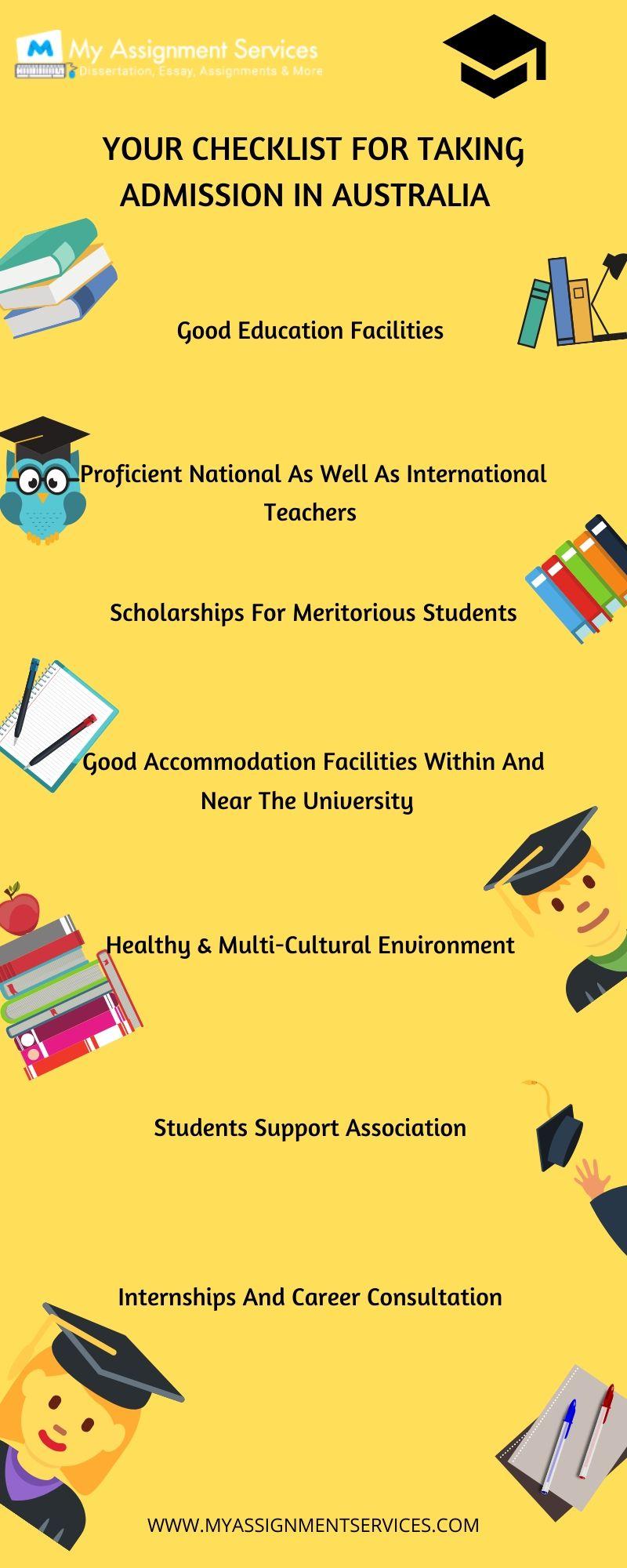 Universities Features