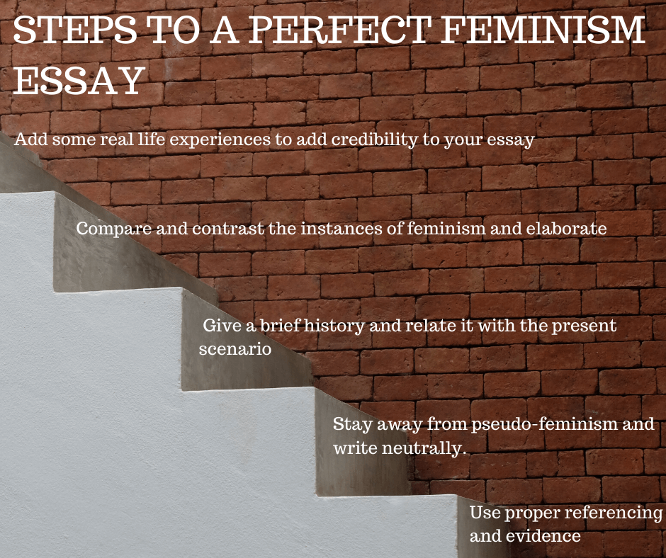 Stay away from pseudo-feminism and write neutrally