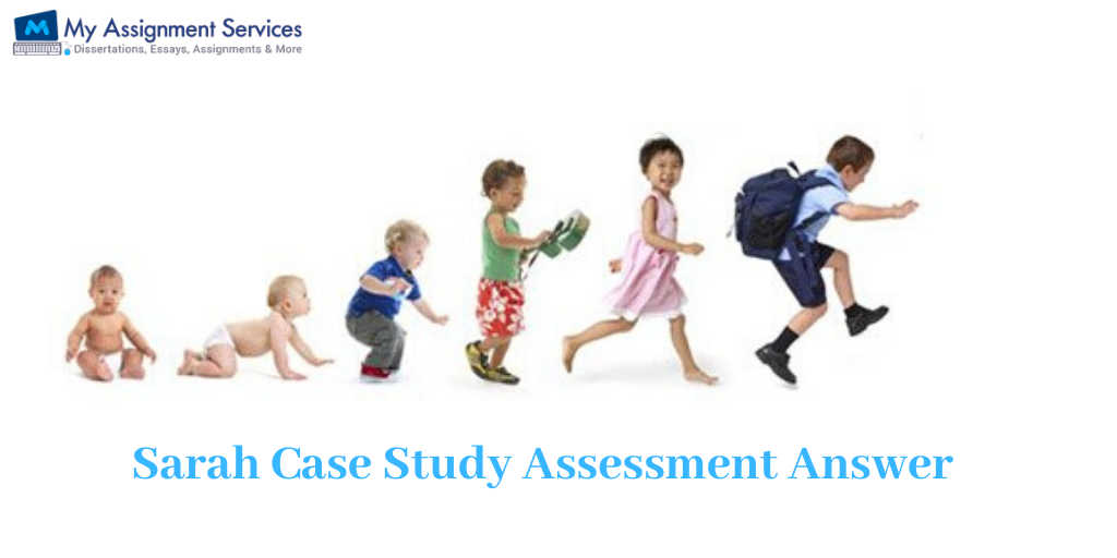 Assignment Of The Week: Sarah Case Study Assessment Answer!