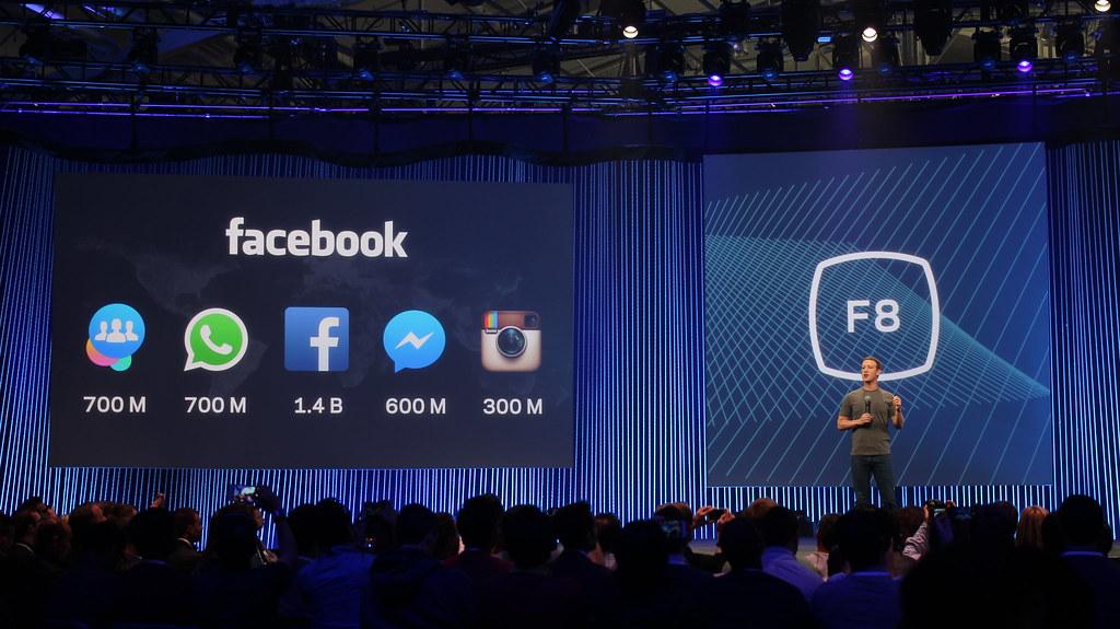 Facebook F8 Developers Conference