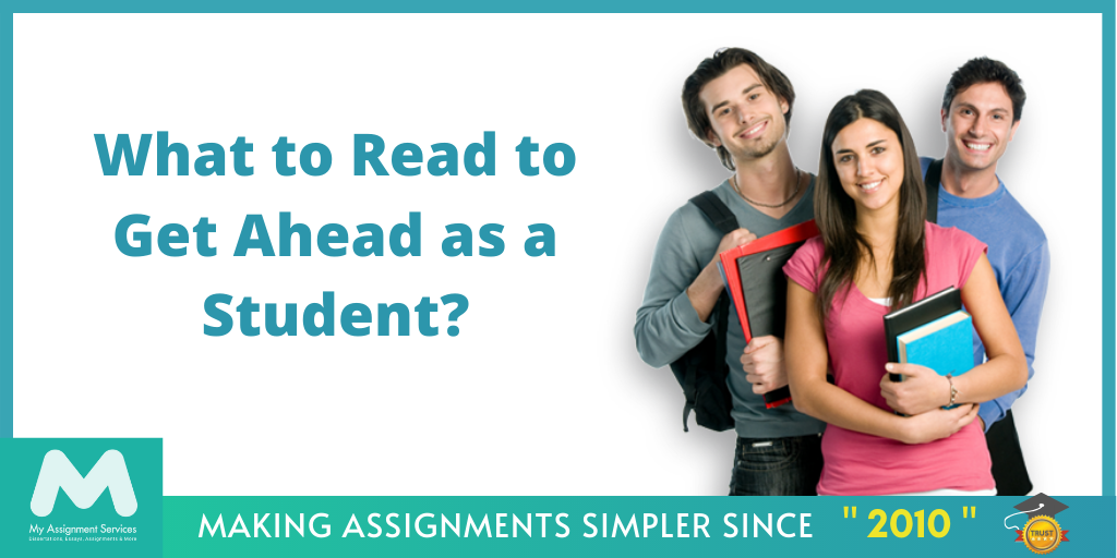 What to Read to Get Ahead as a Student?