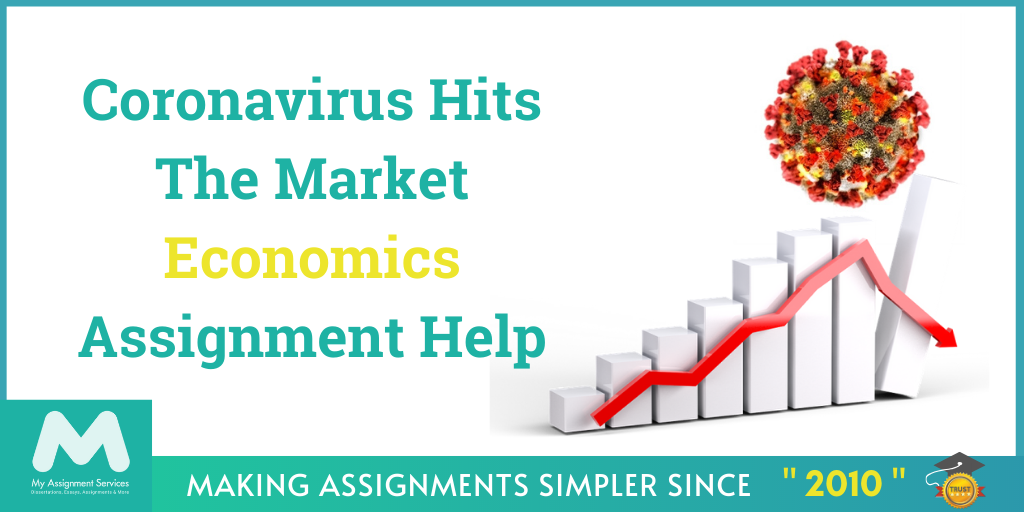 Coronavirus Hits The Market. Economics Assignment Help