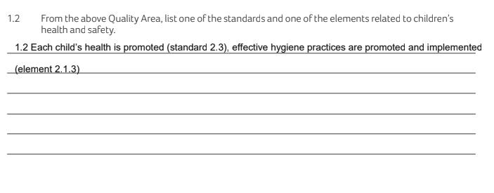 effective hygiene practices