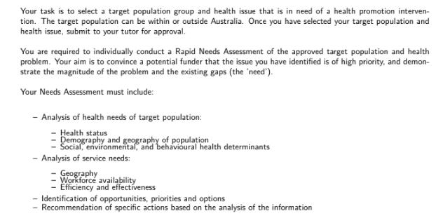 400418 Health Advancement 2