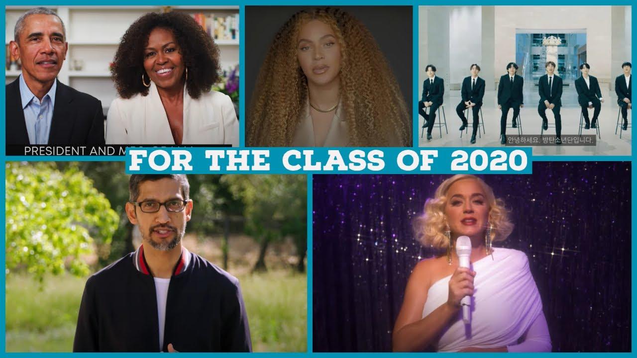 class of 2020_you tube virtual graduation