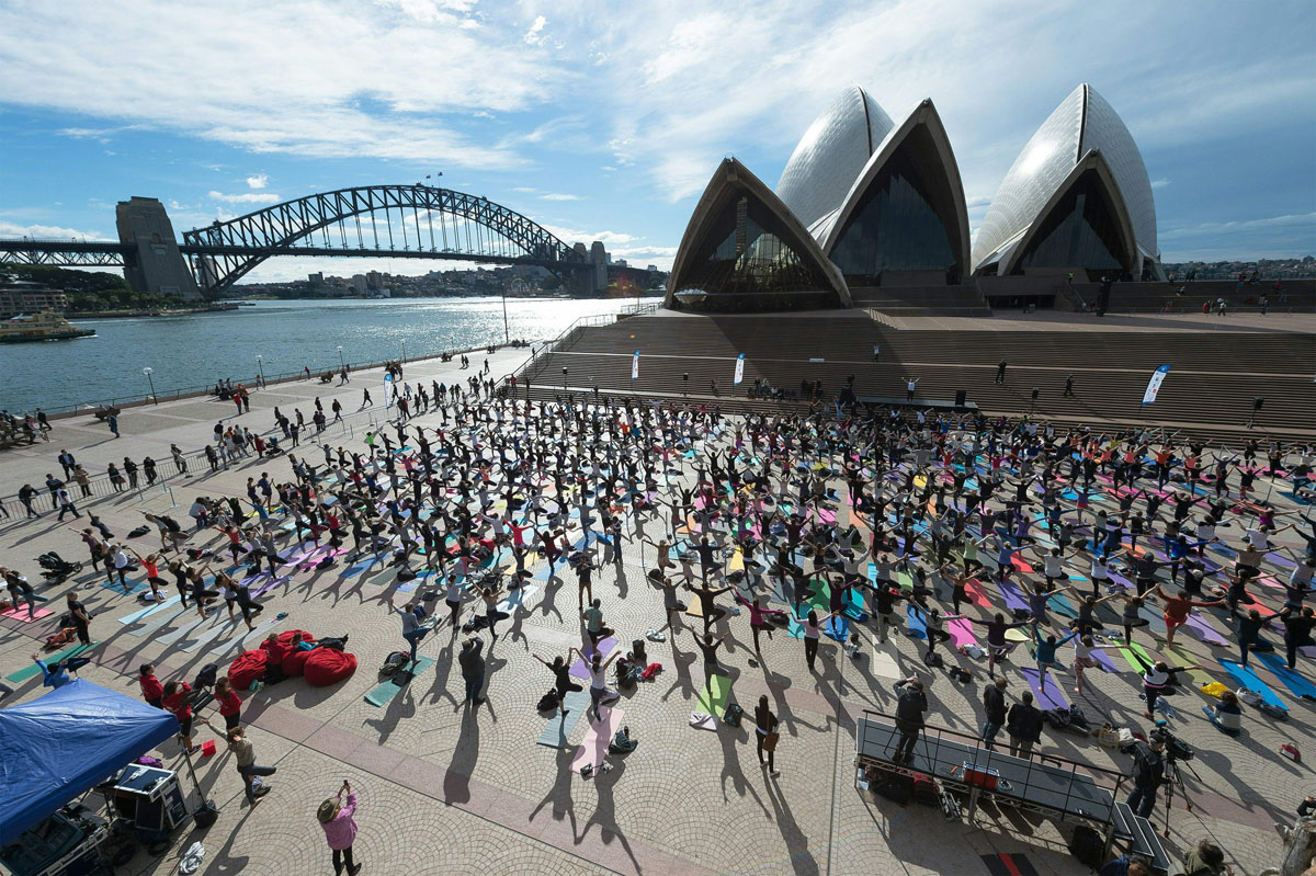 TOPSHOT-AUSTRALIA-HEALTH-YOGA