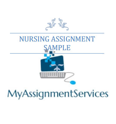 Nursing Assignment Help in Australia