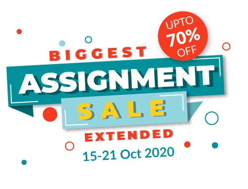 Big Assignment Sale