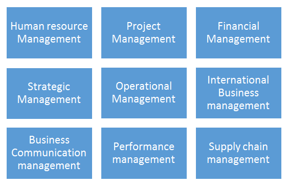 management assignment type