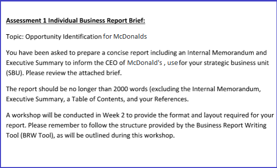 mcdonalds case study globalisation