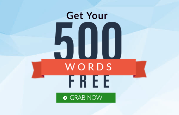 500 Words Free
