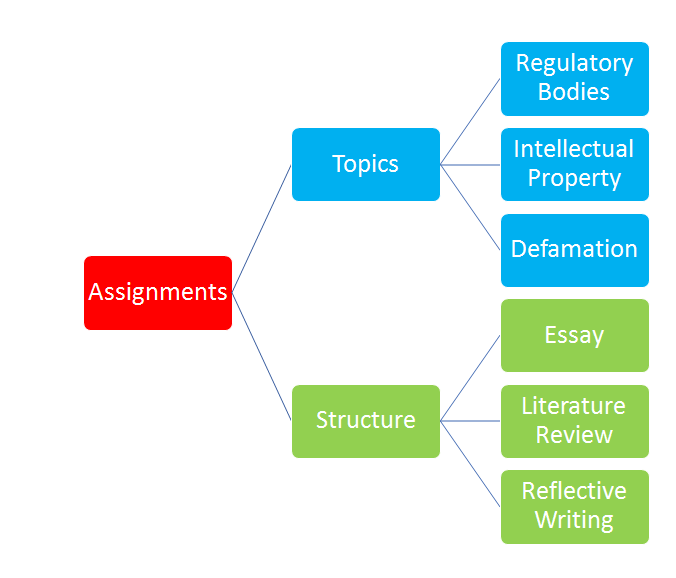 Structure of Communication Law Assignment