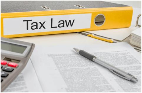 税法作业帮助