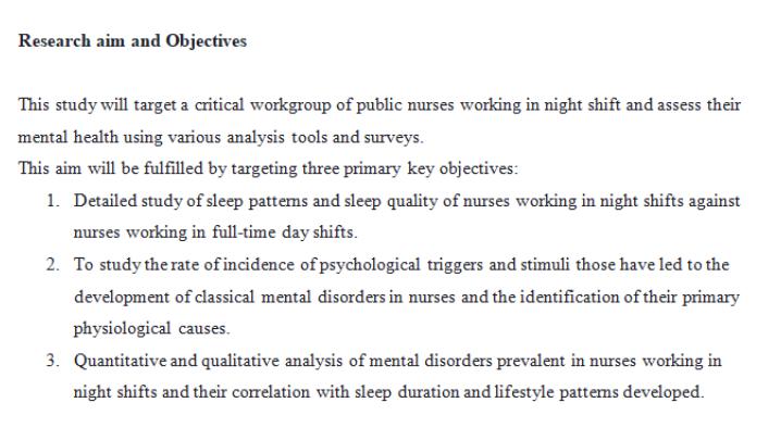 professional dissertation- Help UK