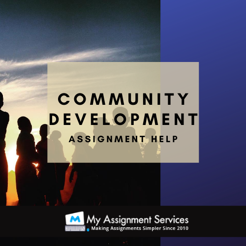 Community Development Assignment Help