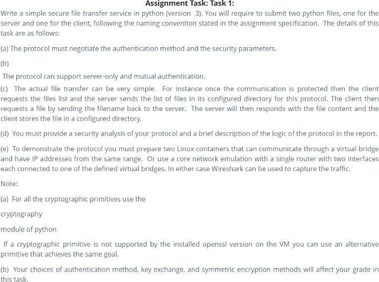 Securities Analysis Assignment