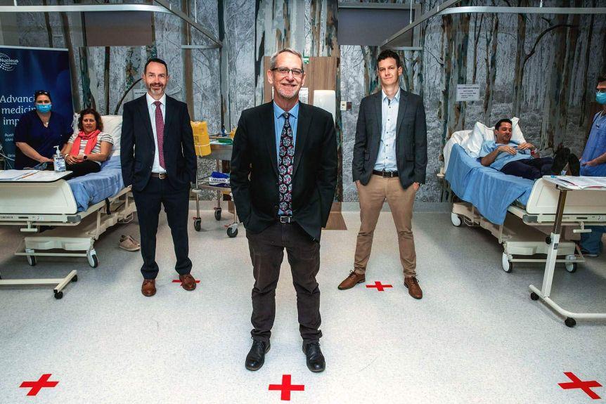 University of Queensland - Research Team