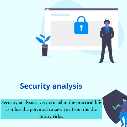 Security Analysis Assignment Solution