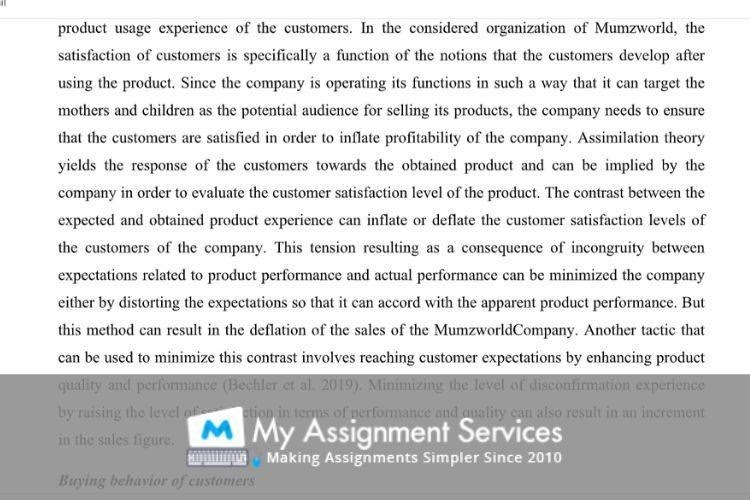 conclusion examples essay
