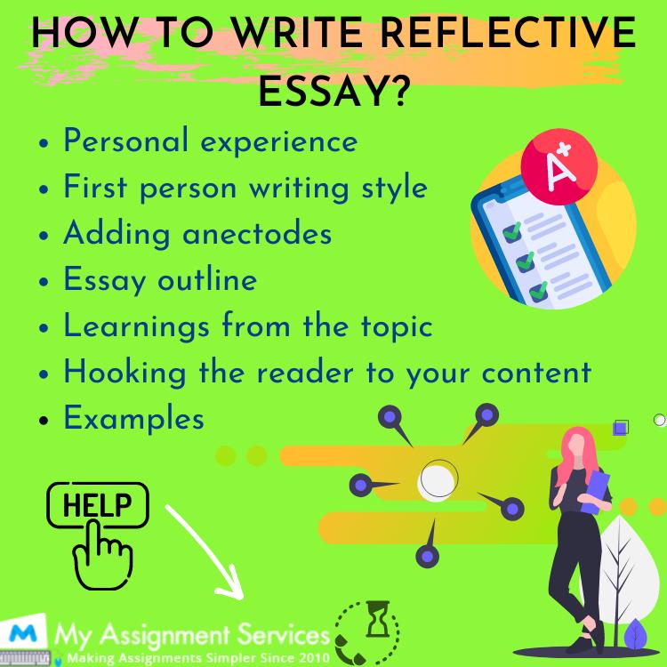 Reflective Essay Help Canada