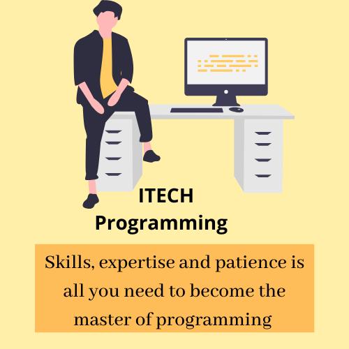 Itech programming