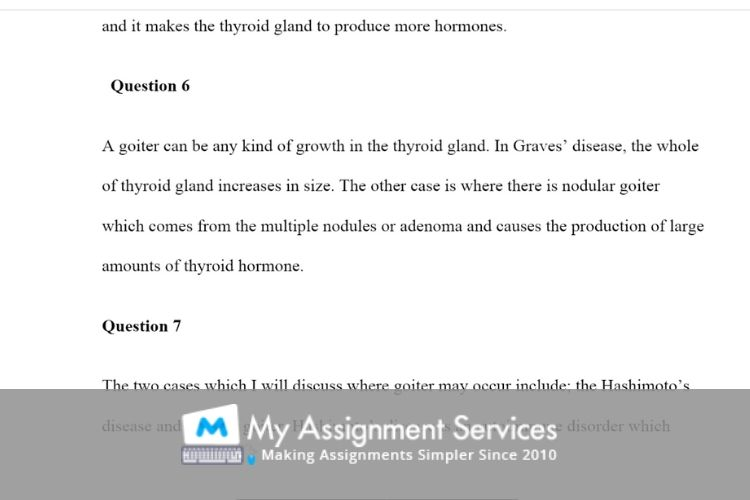 Embryology Assignment Sample 5