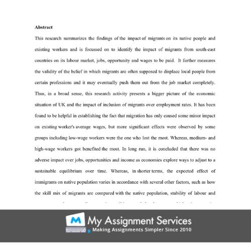 Online Essay Structure