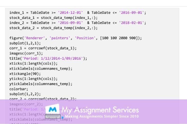Financial Mathematics Assignment Sample