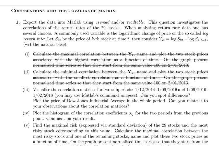 Online Financial Mathematics Assignment Help