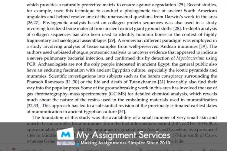 Microbiology Assignment Sample