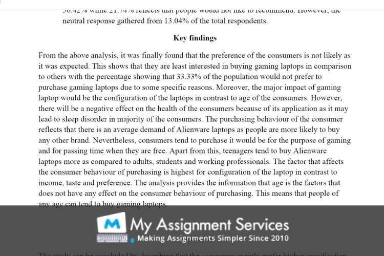 Consumer behaviour Assignment Questions